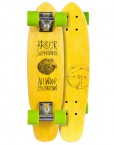 "Лонгборд Arbor 2014 WOODY 23,5"" YELLOW"