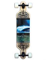"Лонгборд Gravity 2015 Drop Carve Makai - ""Olas Azules"""