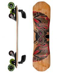 Freeboard owl bamboo