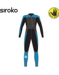 ГИДРОКОСТЮМ BODY GLOVE 2015 SIROKO BK/ZIP 4/3 FULLSUIT BLUE