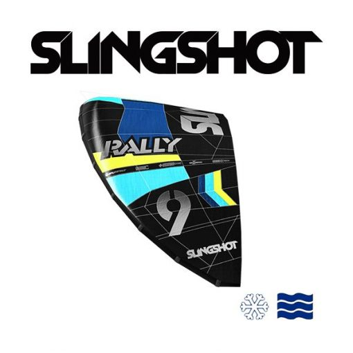 КАЙТ SLINGSHOT 2016 RALLY