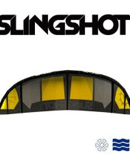 КАЙТ SLINGSHOT 2016 TURBINE LIGHT WIND