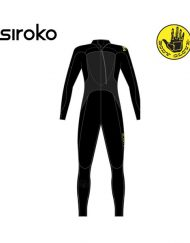 ГИДРОКОСТЮМ BODY GLOVE 2015 SIROKO BK/ZIP 4/3 FULLSUIT BLACK
