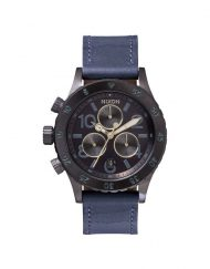Часы NIXON 38-20 CHRONO LEATHER