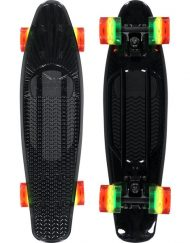 Круизер SUNSET SKATEBOARDS BLACK RASTA COMPLETE 22