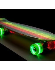 Круизер SUNSET SKATEBOARDS RASTA GRIP COMPLETE 22