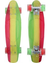 Круизер SUNSET SKATEBOARDS RASTA GRAPHIC COMPLETE 22