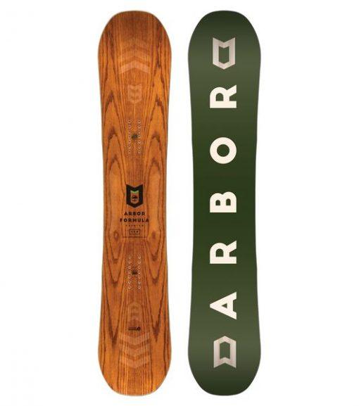 СНОУБОРД ARBOR Formula Premium 17