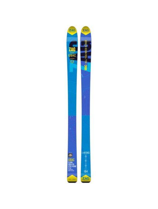 Горные фрирайд лыжи ZAG Ubac Taille 2017
