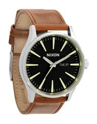 Часы NIXON SENTRY LEATHER