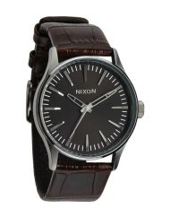 Часы NIXON SENTRY 38 LEATHER