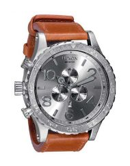 Часы NIXON 51-30 CHRONO LEATHER