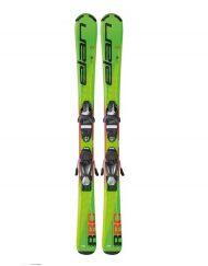 Комплект: горные лыжи с креплениями Elan RC RACE QS EL 4.5 2017