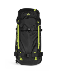 Рюкзак Jones BACKPACK MINIMALIST 35L M/L BLACK/LIME 2017