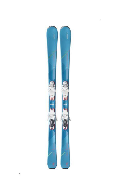 Комплект: горные лыжи с креплениями Elan DELIGHT SUPREME PS ELW10.0 2017