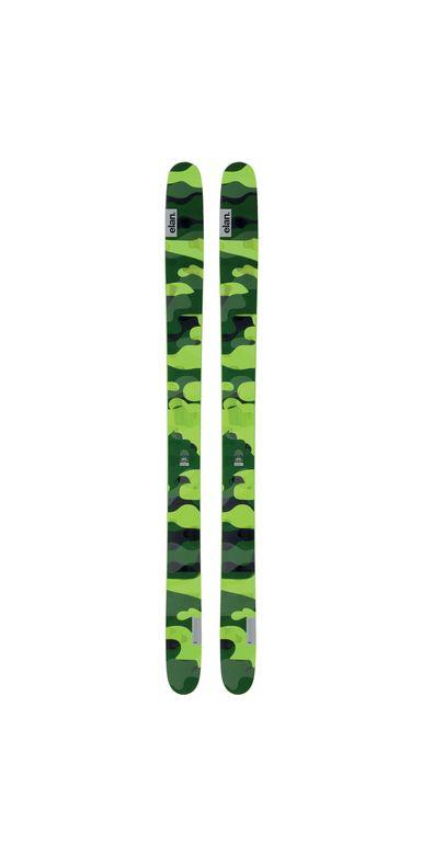 Горные лыжи Elan BOOMERANG 2017