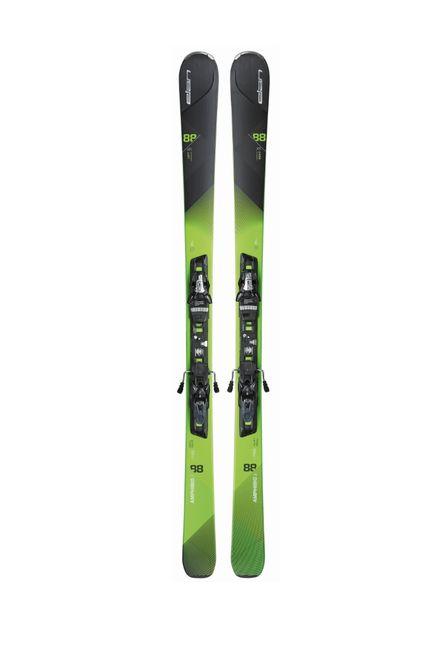 Комплект: горные лыжи с креплениями Elan AMPHIBIO 88 XTI F ELX 12.0 WB 2017