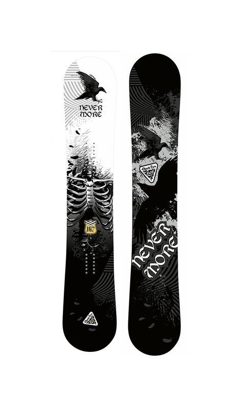 Сноуборд Black Fire Nevermore 2017
