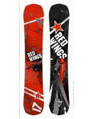 Сноуборд Black Fire Red Wings 2017