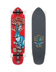 лонгборд SECTOR9 MINI DAISY COMPL