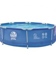 БАССЕЙН КАРКАСНЫЙ JILONG ROUND STEEL FRAME POOL