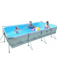БАССЕЙН КАРКАСНЫЙ JILONG RECTANGULAR STEEL FRAME POOL