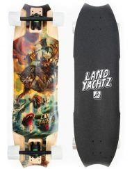 ЛОНГБОРД LANDYACHTZ HOLLOW TECH WOLF SHARK 2017