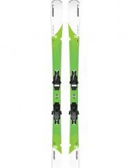 Комплект: горные лыжи с креплениями Elan Amphibio 76 TI W/G PS EL 11