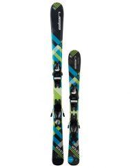 Комплект: горные лыжи с креплениями Elan Maxx QS 2018