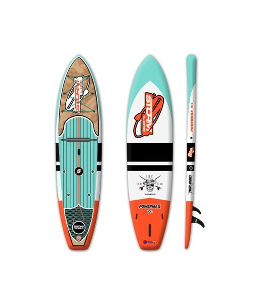 SUP ДОСКА STORMLINE POWER MAX 10.1 2018