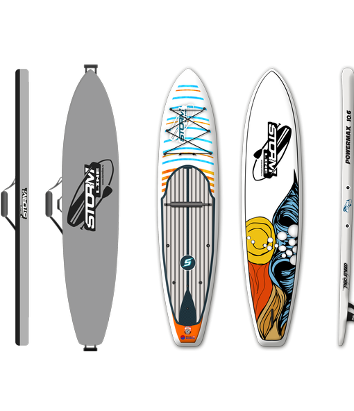 SUP ДОСКА STORMLINE POWER MAX 10.6 2018