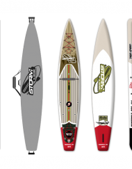 SUP ДОСКА STORMLINE POWER MAX PRO 12.6 2018