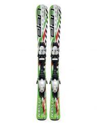 Горные лыжи с креплениями Elan 2017-18 FORMULA GREEN SPORT QS EL 7.5