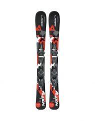 Комплект: горные лыжи с креплениями Elan MAXX QS EL 2018