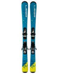 Комплект: горные лыжи с креплениями Elan ZEST LS EL 7.5 2018