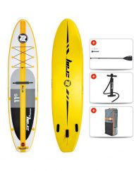 SUP ДОСКА ZRAY SUP BOARD MODEL A4