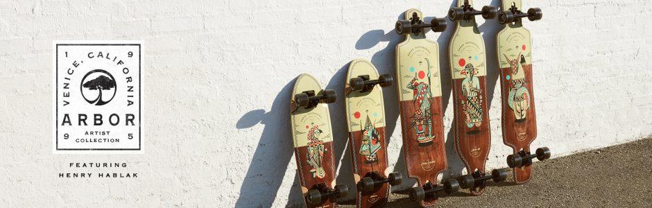 Arbor-Skateboards