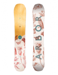 СНОУБОРД ARBOR SWOON ROCKER 2019