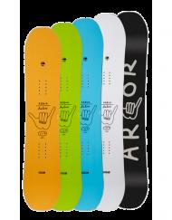 Универсальный детский сноуборд ARBOR HELIX имеет те жетехнологии и материалы, что и на взрослых сноубордах бренда Arbor. Скользяк из экструдированного полиэтилена легко можно починить, поэтому сноуборд прослужит не один год и сделает из вашего ребенка настоящего профессионала!