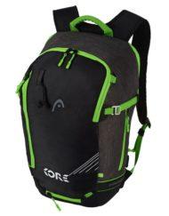 Рюкзак для фрирайда Head Freeride Backpack 2019 очень легкий, обладает удобной подвеской, а на его спинке встроен легкий и прочный защитный блок из KOROYD, которая защищает позвоночник райдера. Имеет быстрый доступ к лавинному набору. Проще говоря, этот рюкзак полностью заточен под фрирайд.