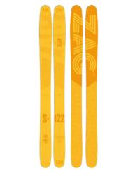 Горные фрирайд лыжи ZAG Slap 122 2020