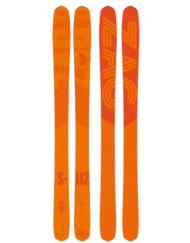 Горные фрирайд лыжи ZAG Slap 112 2020
