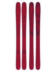 Горные фрирайд лыжи Zag Slap 104 Lady 2020