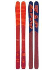 Горные фрирайд лыжи Zag H-106 2020