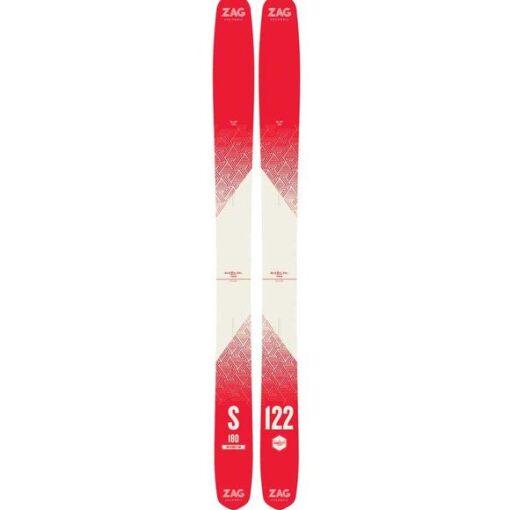 Горные фрирайд лыжи Zag Slap 122 2021