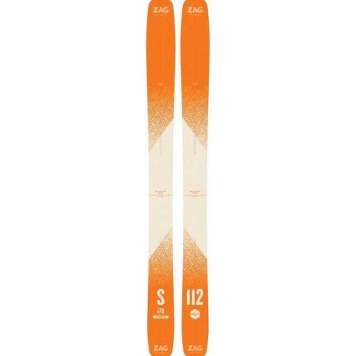 Горные фрирайд лыжи Zag Slap 112 2021
